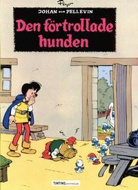 Cover Thumbnail for Johan och Pellevins äventyr (Nordisk bok, 1985 series) #T-079 [272] - Den förtrollade hunden