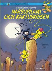 Cover Thumbnail for Marsupilamis äventyr (Nordisk bok, 1988 series) #T-082 [273] - Marsupilami och kaktuskrisen