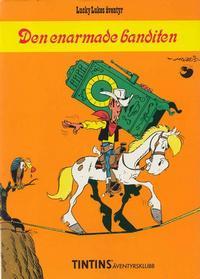 Cover Thumbnail for Lucky Lukes äventyr (Nordisk bok, 1984 ? series) #[274]