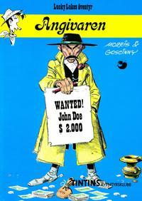 Cover Thumbnail for Lucky Lukes äventyr (Nordisk bok, 1984 ? series) #[287]