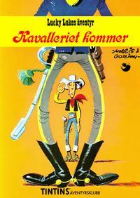 Cover Thumbnail for Lucky Lukes äventyr (Nordisk bok, 1984 ? series) #[289]