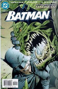 Cover Thumbnail for Batman (DC, 1940 series) #610 [Direct Sales]