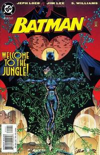 Cover Thumbnail for Batman (DC, 1940 series) #611 [Direct]