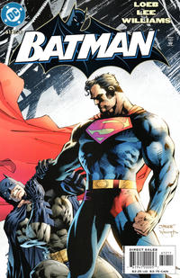Cover Thumbnail for Batman (DC, 1940 series) #612 [Direct]
