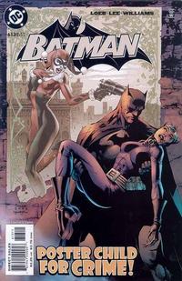 Cover Thumbnail for Batman (DC, 1940 series) #613