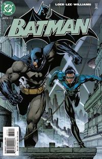 Cover Thumbnail for Batman (DC, 1940 series) #615 [Direct Sales]