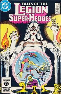 Cover Thumbnail for Tales of the Legion of Super-Heroes (DC, 1984 series) #314 [Direct]