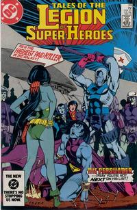 Cover Thumbnail for Tales of the Legion of Super-Heroes (DC, 1984 series) #318 [direct-sales]