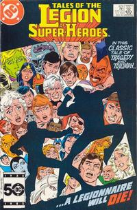 Cover Thumbnail for Tales of the Legion of Super-Heroes (DC, 1984 series) #329 [Direct Sales]