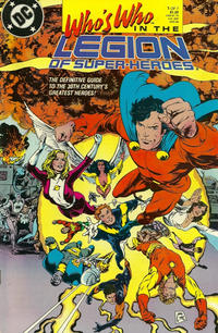 Cover Thumbnail for Who's Who in the Legion of Super-Heroes (DC, 1988 series) #1