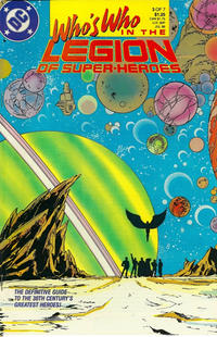 Cover Thumbnail for Who's Who in the Legion of Super-Heroes (DC, 1988 series) #3