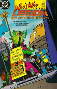 Cover Thumbnail for Who's Who in the Legion of Super-Heroes (DC, 1988 series) #4