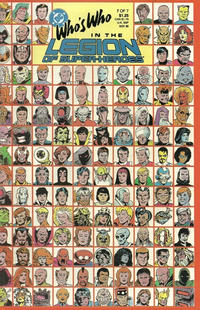 Cover Thumbnail for Who's Who in the Legion of Super-Heroes (DC, 1988 series) #7