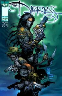 Cover Thumbnail for The Darkness (Image, 1996 series) #7