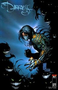 Cover Thumbnail for The Darkness (Image, 1996 series) #8