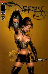 Cover Thumbnail for The Darkness (Image, 1996 series) #11