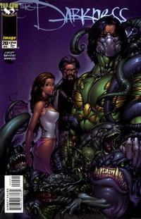 Cover Thumbnail for The Darkness (Image, 1996 series) #20 [Regular Cover]