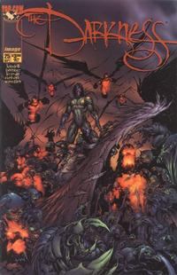Cover Thumbnail for The Darkness (Image, 1996 series) #25