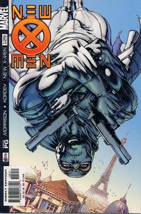 Cover Thumbnail for New X-Men (Marvel, 2001 series) #129 [Direct Edition]