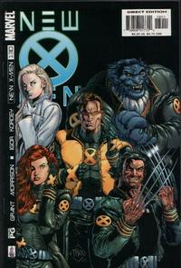 Cover Thumbnail for New X-Men (Marvel, 2001 series) #130 [Direct Edition]