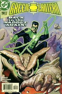 Cover Thumbnail for Green Lantern (DC, 1990 series) #158