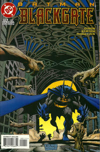 Cover Thumbnail for Batman: Blackgate (DC, 1997 series) #1