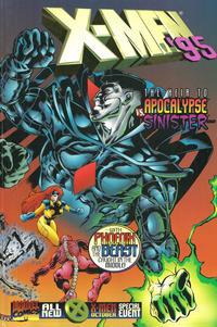 Cover Thumbnail for X-Men '95 (Marvel, 1995 series) #1