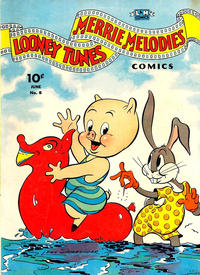 Cover Thumbnail for Looney Tunes and Merrie Melodies Comics (Dell, 1941 series) #8