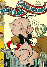 Cover Thumbnail for Looney Tunes and Merrie Melodies Comics (Dell, 1941 series) #22