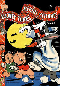 Cover Thumbnail for Looney Tunes and Merrie Melodies Comics (Dell, 1941 series) #25