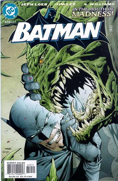 Cover for Batman (DC, 1940 series) #610 [Direct]