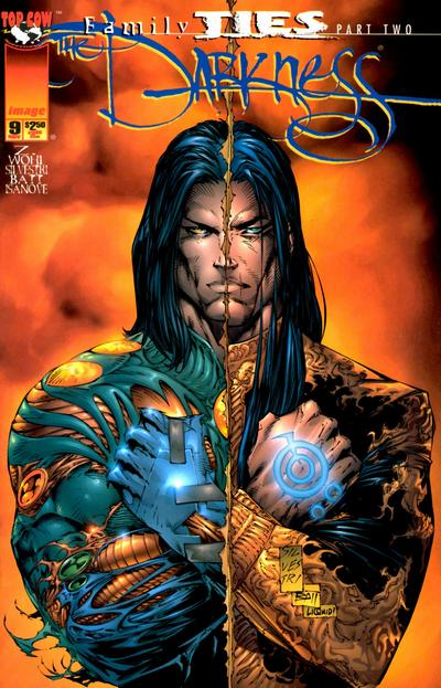 Cover for The Darkness (Image, 1996 series) #9