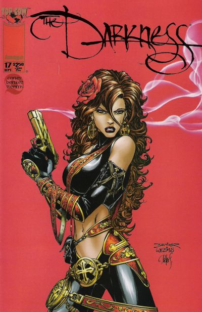 Cover for The Darkness (Image, 1996 series) #17