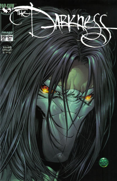 Cover for The Darkness (Image, 1996 series) #23