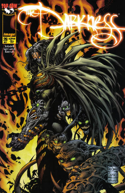 Cover for The Darkness (Image, 1996 series) #26