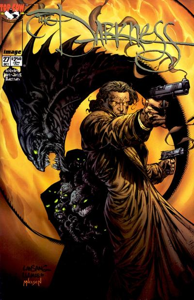 Cover for The Darkness (Image, 1996 series) #27
