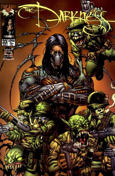 Cover for The Darkness (Image, 1996 series) #33