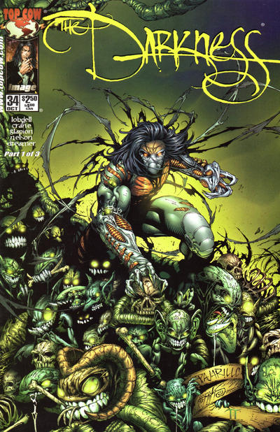 Cover for The Darkness (Image, 1996 series) #34