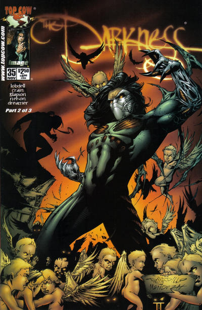 Cover for The Darkness (Image, 1996 series) #35