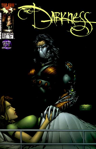 Cover for The Darkness (Image, 1996 series) #37