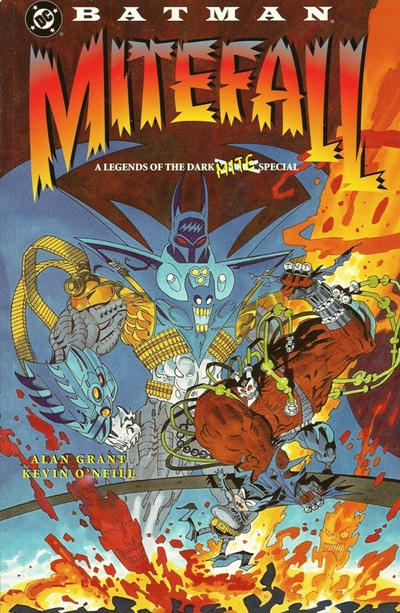 Cover for Batman: Mitefall (DC, 1995 series)