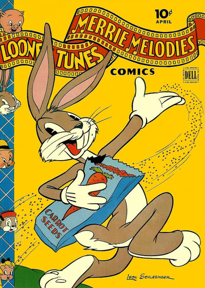 Cover for Looney Tunes and Merrie Melodies Comics (Dell, 1941 series) #30