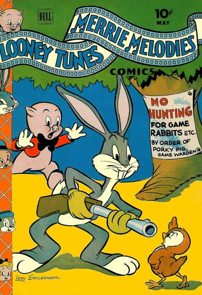 Cover for Looney Tunes and Merrie Melodies Comics (Dell, 1941 series) #31