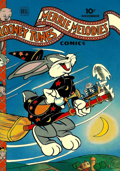 Cover for Looney Tunes and Merrie Melodies Comics (Dell, 1941 series) #37
