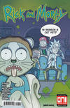 Cover for Rick and Morty (Oni Press, 2015 series) #43 [Cover B]