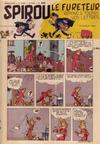 Cover for Spirou (Dupuis, 1947 series) #848
