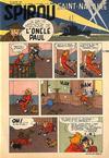 Cover for Spirou (Dupuis, 1947 series) #849