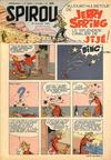 Cover for Spirou (Dupuis, 1947 series) #850