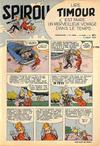 Cover for Spirou (Dupuis, 1947 series) #851