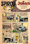 Cover for Spirou (Dupuis, 1947 series) #854